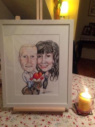 Derek and Anne