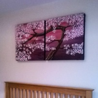 Sineads Cherryblossom 2x20x20 SOLD