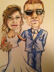 Wedding anniversary present