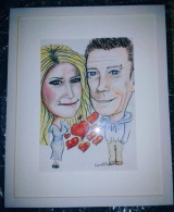 Paul and Tanya