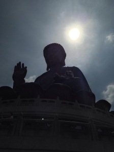 Giant Budda, Hong Kong