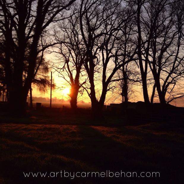 Annerville Sunrise
