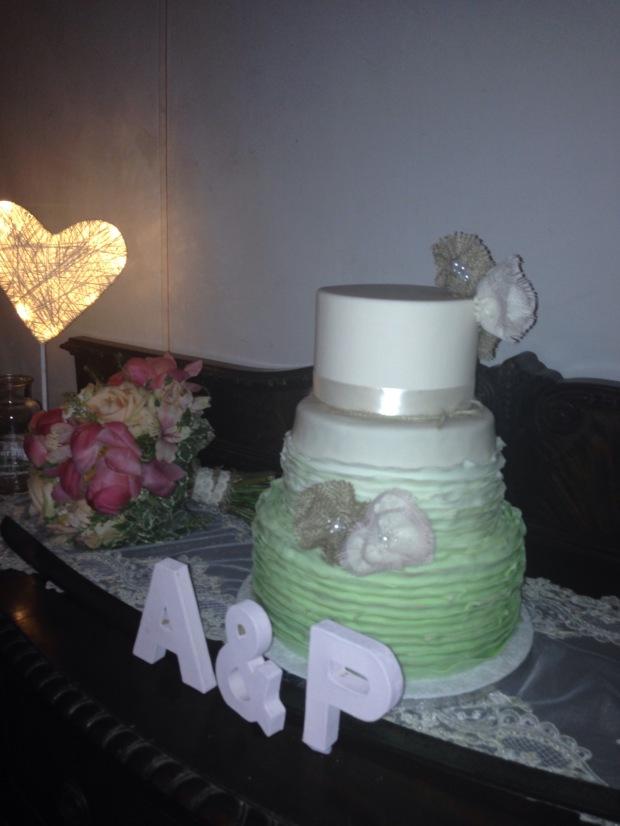 Yummy red Velvet cake :)